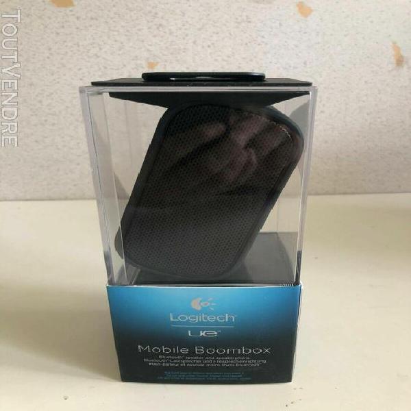 Logitec eu mobile boombox - enceinte sans fil bleutooth