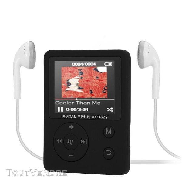 Madkanao baladeur mp3 583 lecteur mp3 mp3 mp4 portable