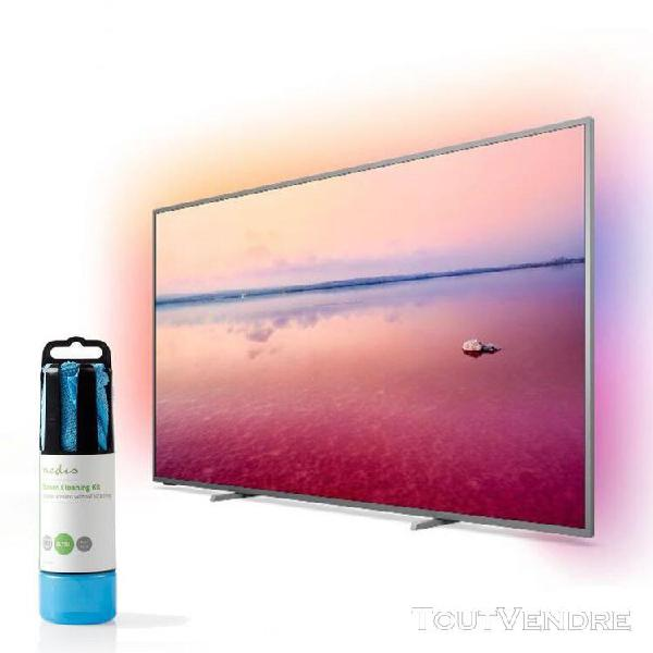 "Philips tv led 43"" 108cm téléviseur ultra hd 4k wi-fi"