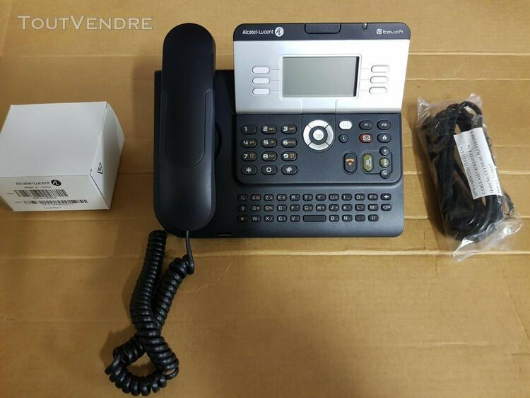 Poste ip alcatel lucent 4028 telephone pro