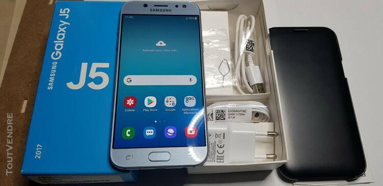 Samsung galaxy j5 2017 j530 dual sim très bon état