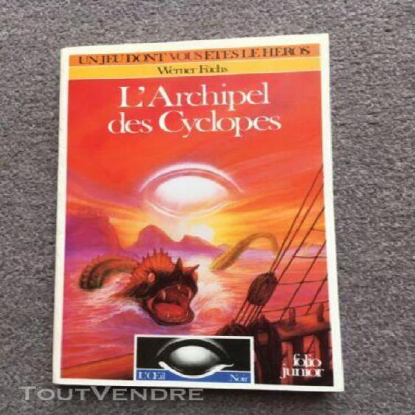 Ldvelh - l'archipel des cyclopes - l'œil noir - tbe (d&d)
