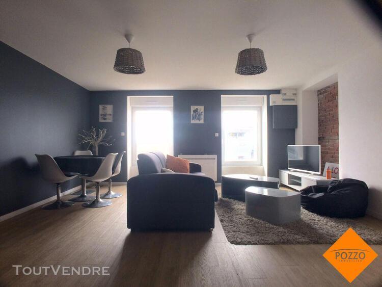 Location appartement 2 pièces meuble avec vue mer granville