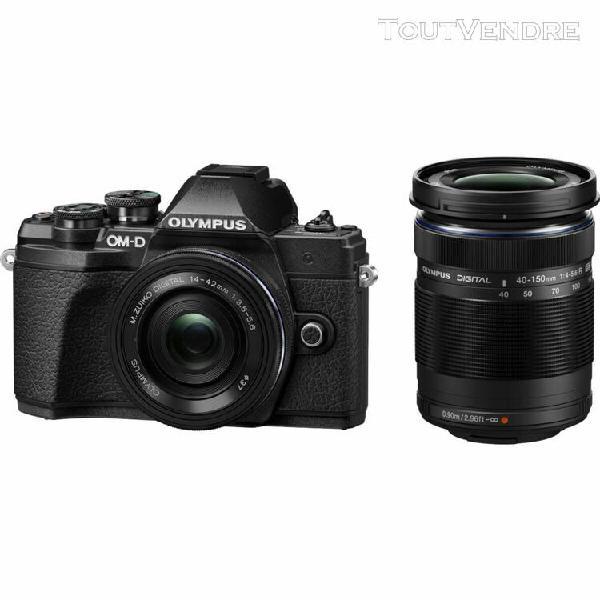 Olympus om-d e-m10 mark iii - appareil photo numérique -
