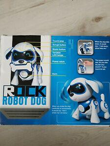 Robot chien électronique jouets pour animaux sans fil robot