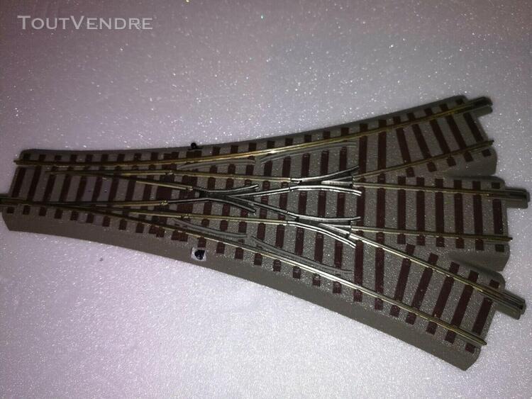 no Roco Line x 6 Voie ROCO GEOLINE Rail Courbe ballast Rayon R3 ref 61123