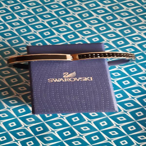 Bracelet manchette swarovski strass occasion, sèvres