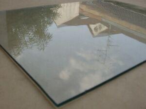 Lot de 8 vitres en verre ancien soufflé xixe s. - dimension