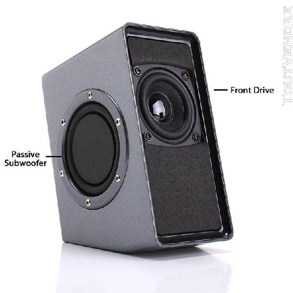 Gogroove sonaverse o2 haut-parleurs enceintes pc multimédia