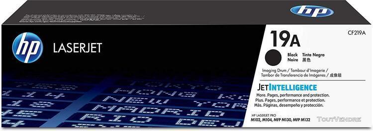 Hp toner noir pour hp laserjet pro tambour photoconducteur n