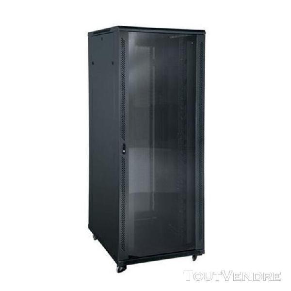 Rack baie serveur 19'', largeur 800mm, profondeur 1000mm, 42