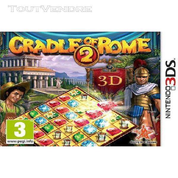 Cradle of rome 2 3d