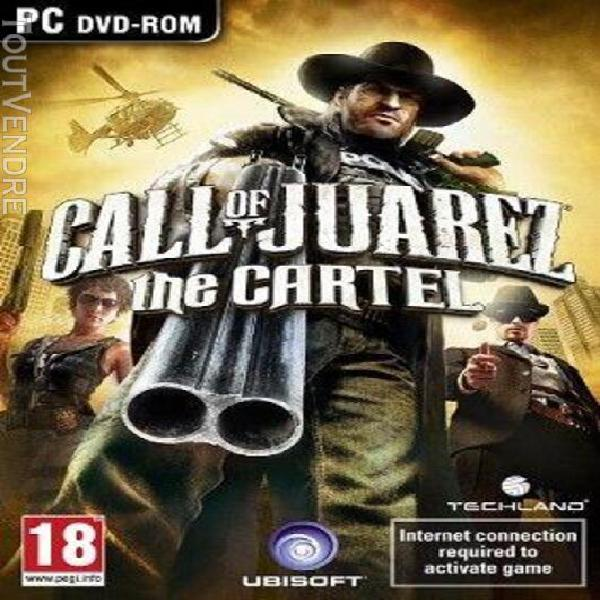 Pc call of juarez the cartel