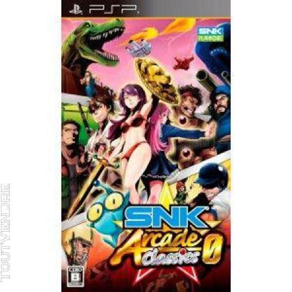 Snk arcade classics 0[import japonais]