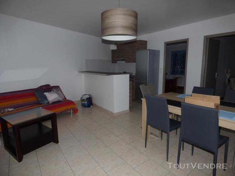 Appartement chateauneuf d ille et vilaine 3 pièce(s) 66 m2