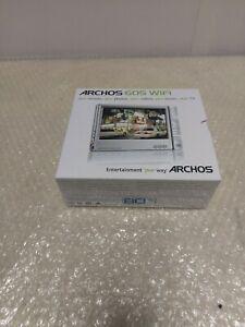 Archos 605 wi-fi portable media player - 80 gb
