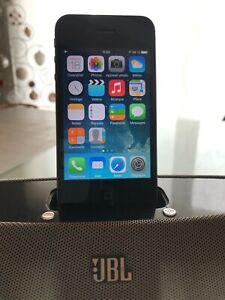 Ipod touch 8 go noir iphone 4s + station d'acceuil jbl