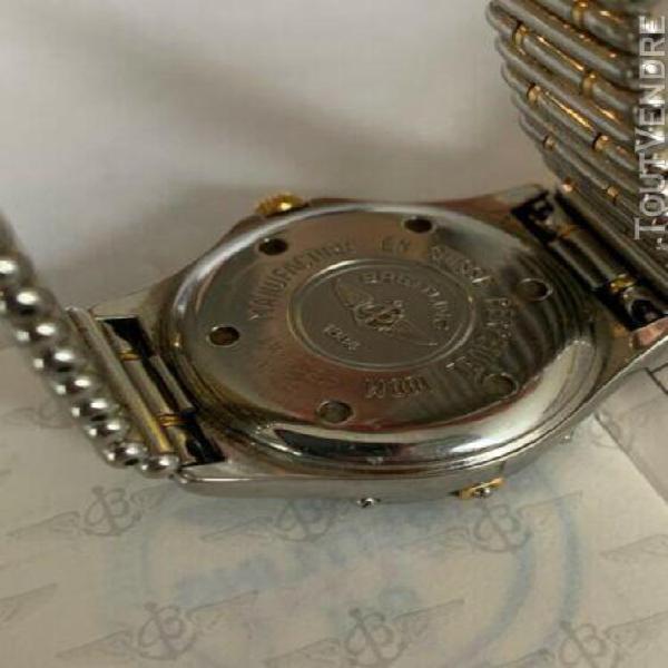 montre breitling vintage watch 1996 femme woman sirius perpe