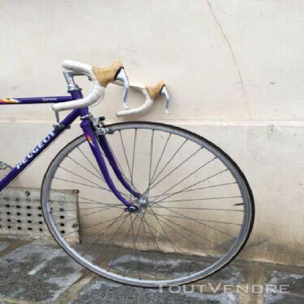 Peugeot iseran vintage roadbike velo de course / route size