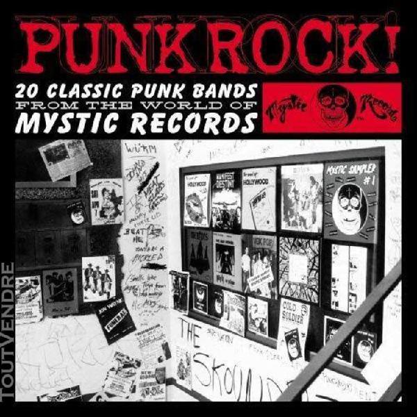 Punk rock! mystic records