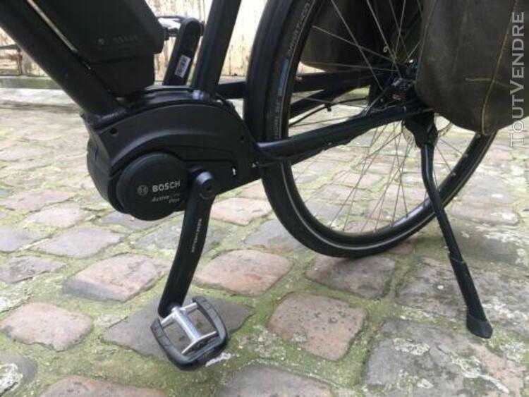 Riese müller roadster 2018, 25kmh, 3400km au compteur,