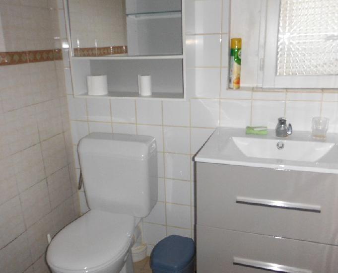 2 pieces meuble rch maison avec espace verdure