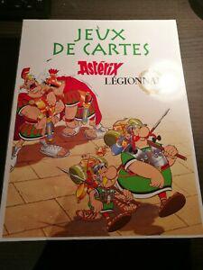 """Jeux de cartes """"asterix legionnaire"""" complet"""