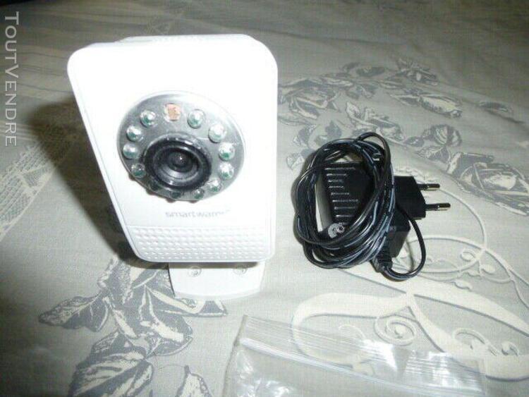 Caméra hd wireless ip smartwares c723ip - neuve, emballage