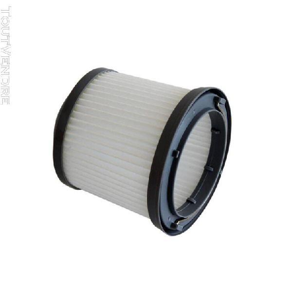 Filtre lavable pour black & decker dustbuster pvf110 phv1210