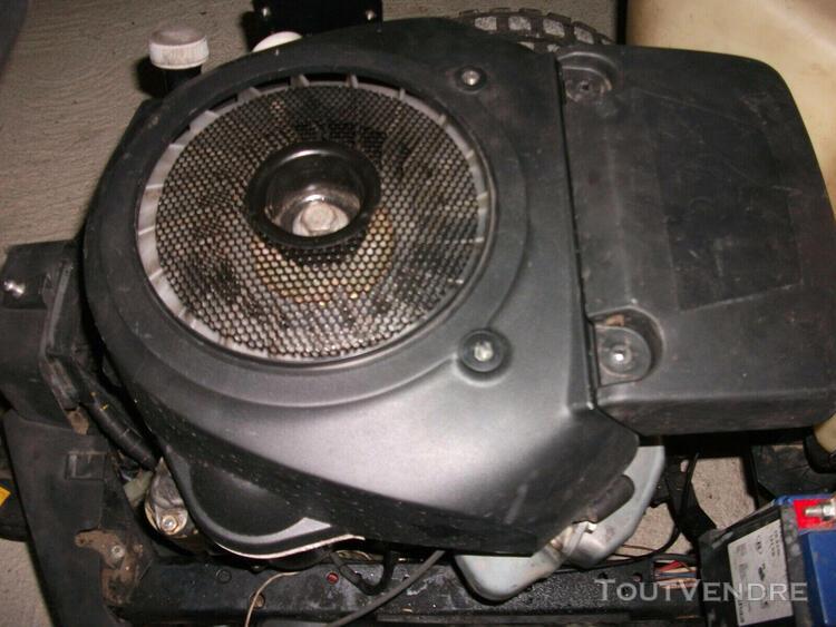 Moteur honda tracteur tondeuse gcv 530