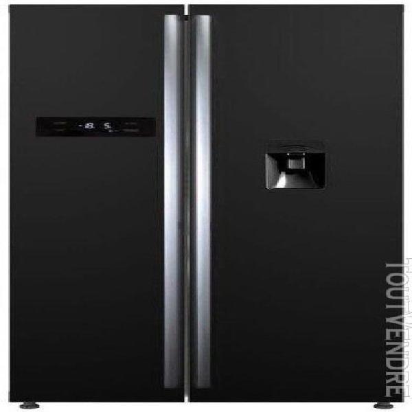 Réfrigérateur américain continental edison cera525lnfb1