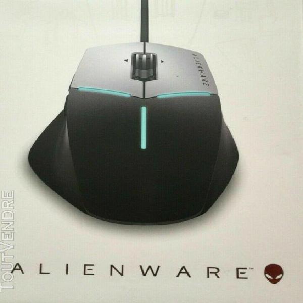 Dell / alienware - souris pro gamer: advanced aw558 - comm