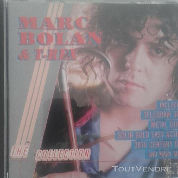 Marc bolan & t. rex: the collection / cd