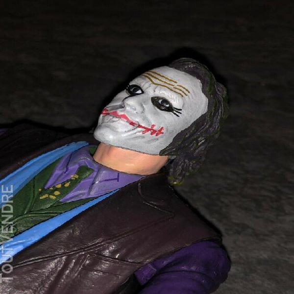 "Neca the joker 7"" figurine batman dark knight le chevalier n"