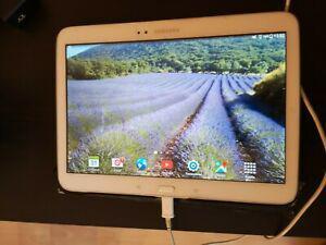 """Samsung galaxy tab 3 gt-p5210 10,1"""" 16 go wi-fi tablette -"""