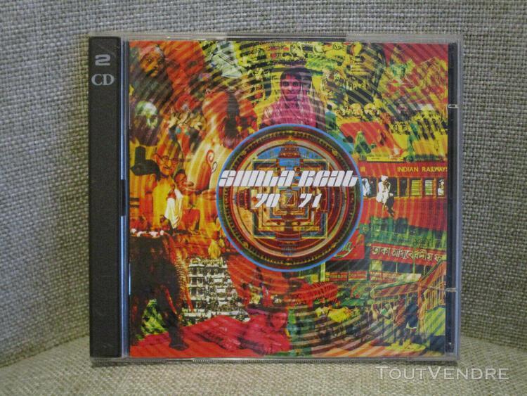 Simla beat 70 / 71 - 2xcd - garage 60's pop rock india