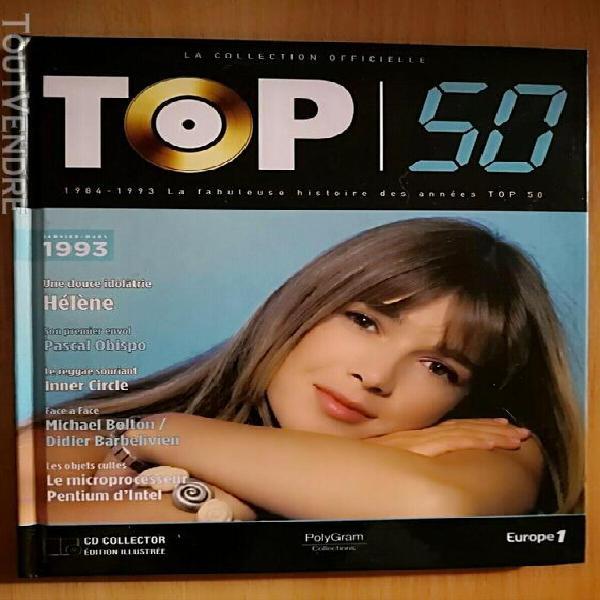 Top 50 livre / cd collector helene m.bolton toto obispo bar