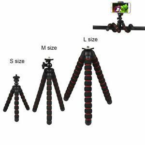 Accessoires appareil photo flexible éponge trépied poulpe