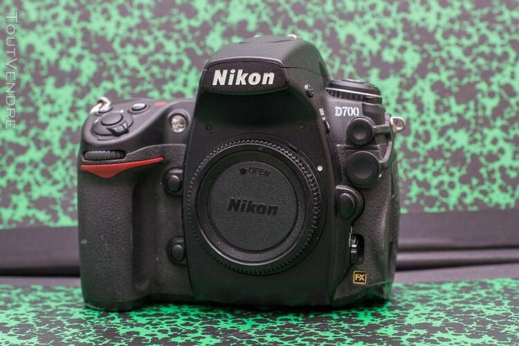 Appareil photo numérique nikon d700 - boitier seul