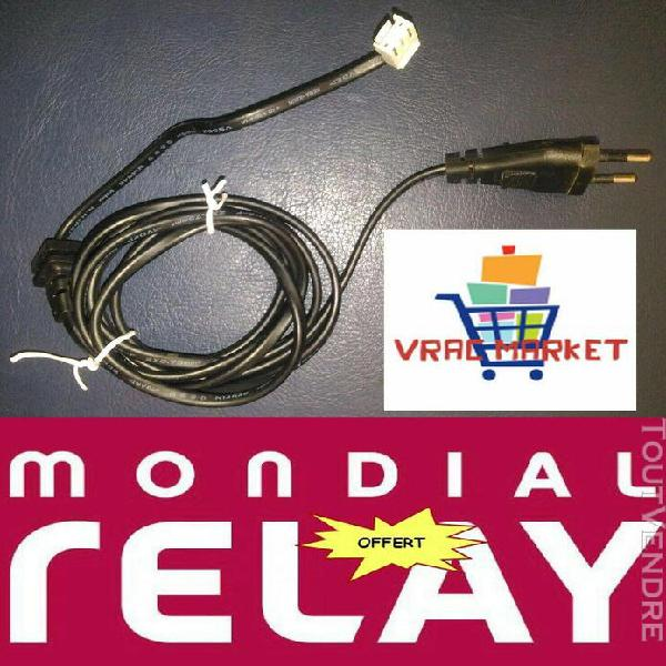 Cable alimentation pour sony lcd kdl-26u3000