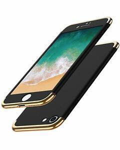 Luckydeer coque iphone 7 et protection d'écran en