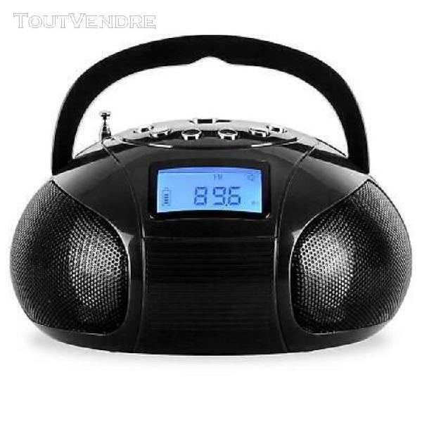 Occasion] mini radio portable bluetooth boombox recepteur s