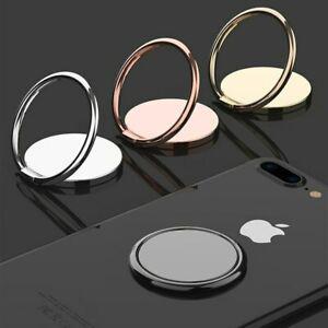 Support de prise de téléphone mobile en métal de luxe