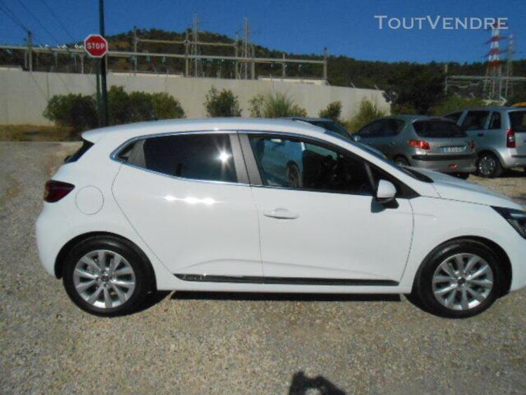 Clio 5 v essence tce 100 cv intens collaborateur
