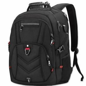 Newhey sac à dos ordinateur 17.3 pouces homme imperméable