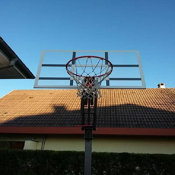 portable basketball goal -profi sized