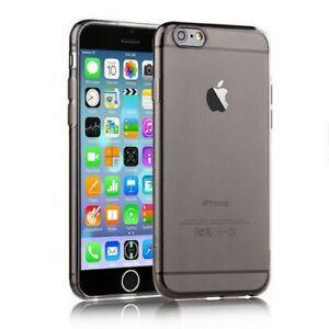 Coque iphone 6 / iphone 7 gel silicone souple transparent