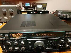 yaesu ft-990 décamétrique radioamateur