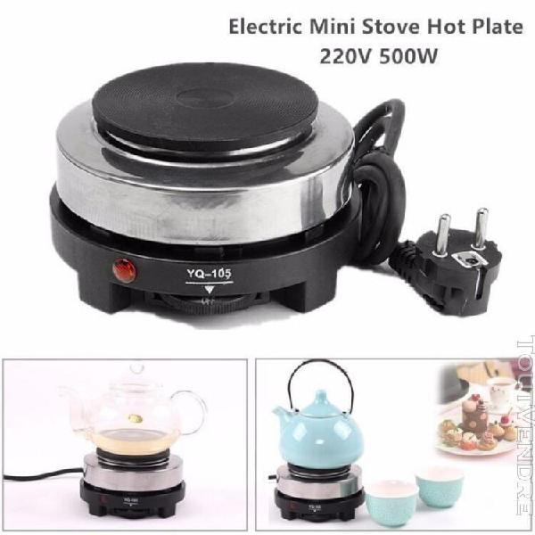 220v 500w chauffante plaque de cuisson café thé cafetière