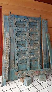 Ancienne porte de maison indienne